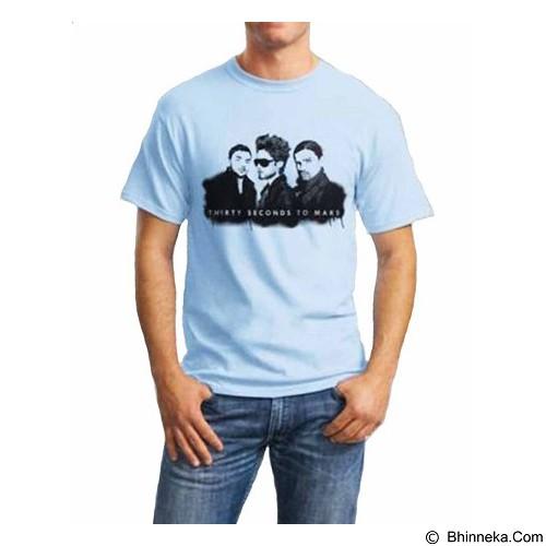 ORDINAL T-Shirt 30 Second To Mars 05 Size S (Merchant) - Kaos Pria