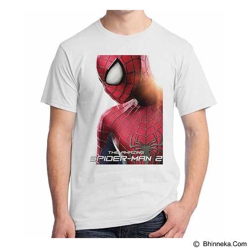 ORDINAL T-Shirt Amazing Spiderman 01 Size S (Merchant) - Kaos Pria