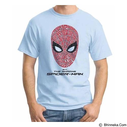 ORDINAL T-Shirt Amazing Spiderman 04 Size ML (Merchant) - Kaos Pria