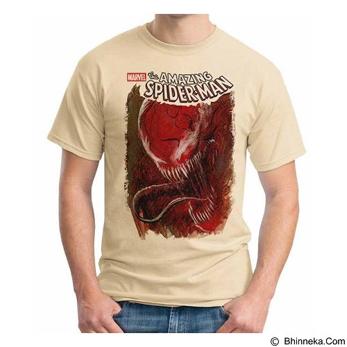 ORDINAL T-Shirt Amazing Spiderman 05 Size L (Merchant) - Kaos Pria