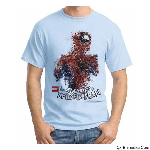 ORDINAL T-Shirt Amazing Spiderman 10 Size ML (Merchant) - Kaos Pria