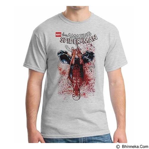 ORDINAL T-Shirt Amazing Spiderman 11 Size L (Merchant) - Kaos Pria