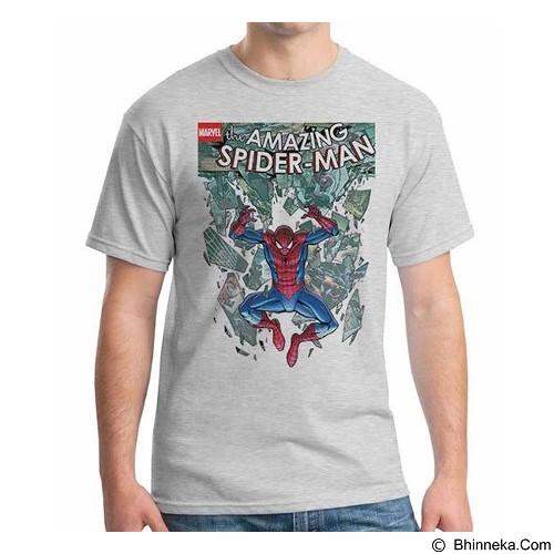 ORDINAL T-Shirt Amazing Spiderman 14 Size L (Merchant) - Kaos Pria