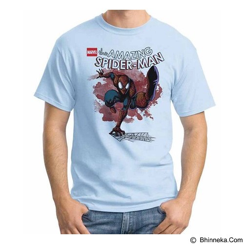 ORDINAL T-Shirt Amazing Spiderman 15 Size XXL (Merchant) - Kaos Pria