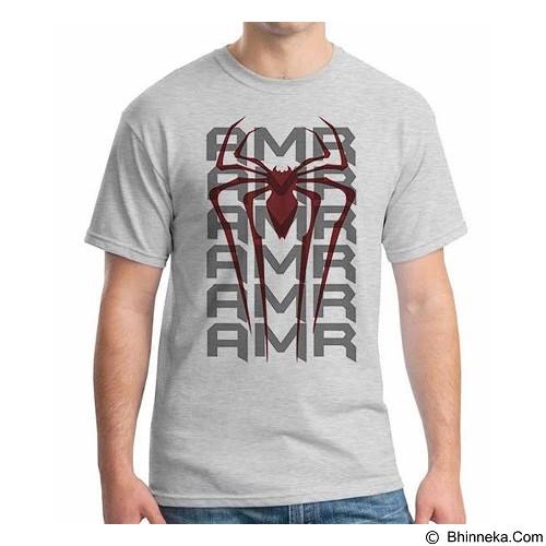ORDINAL T-Shirt Amazing Spiderman Logo 02 Size XL (Merchant) - Kaos Pria