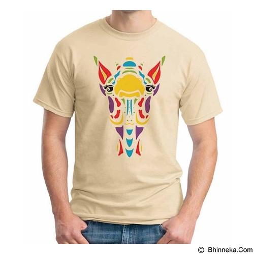 ORDINAL T-Shirt Animal Character 03 Size ML (Merchant) - Kaos Pria