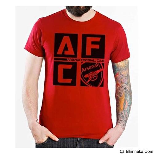 ORDINAL T-Shirt Arsenal Edition 07 Size S (Merchant) - Kaos Pria