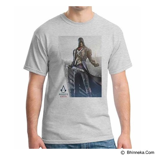 ORDINAL T-Shirt Assassin Creed Unity 05 Size ML (Merchant) - Kaos Pria