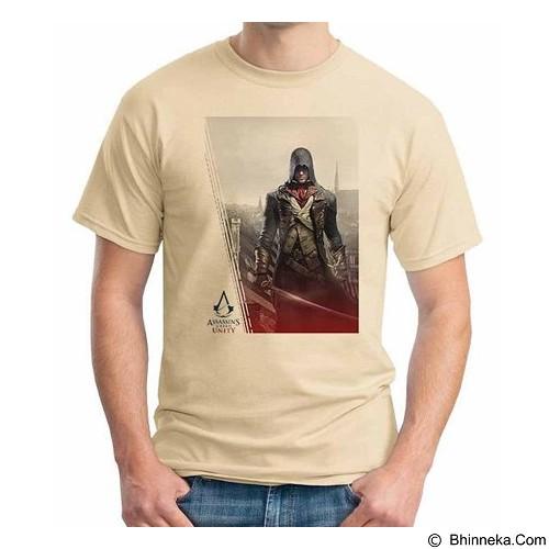 ORDINAL T-Shirt Assassin Creed Unity 06 Size ML (Merchant) - Kaos Pria