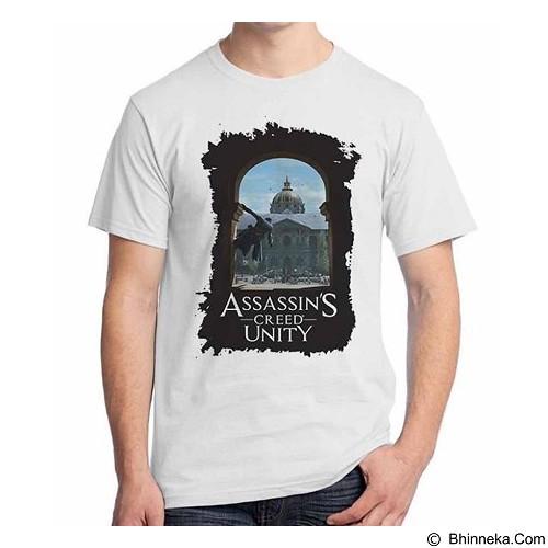 ORDINAL T-Shirt Assassin Creed Unity 15 Size ML (Merchant) - Kaos Pria