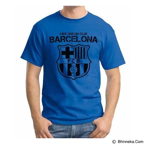 ORDINAL T-Shirt Barcelona Edition 02 Size ML (Merchant) - Kaos Pria