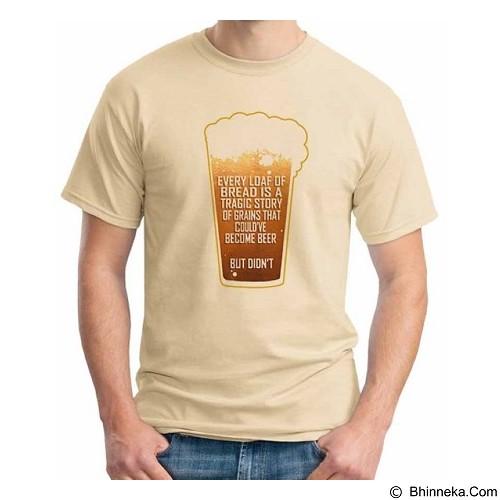 ORDINAL T-Shirt Beer Holic 07 Size XXL (Merchant) - Kaos Pria