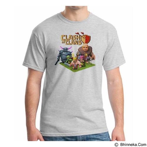 ORDINAL T-Shirt COC Game 05 Size M (Merchant) - Kaos Pria