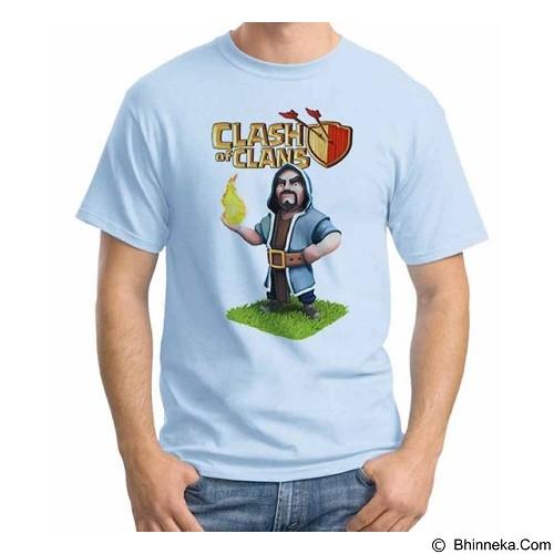 ORDINAL T-Shirt COC Game 09 Size XXL (Merchant) - Kaos Pria