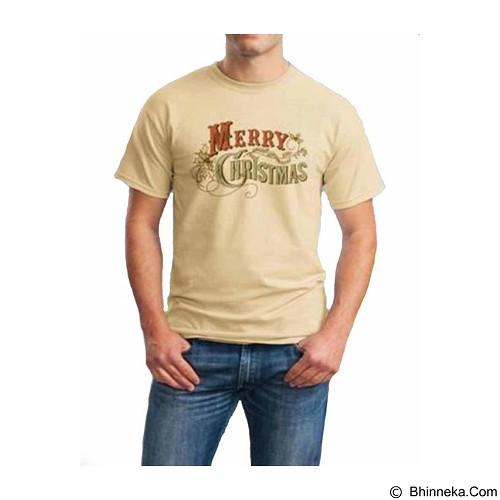 ORDINAL T-Shirt Christmas 01 Size ML (Merchant) - Kaos Pria