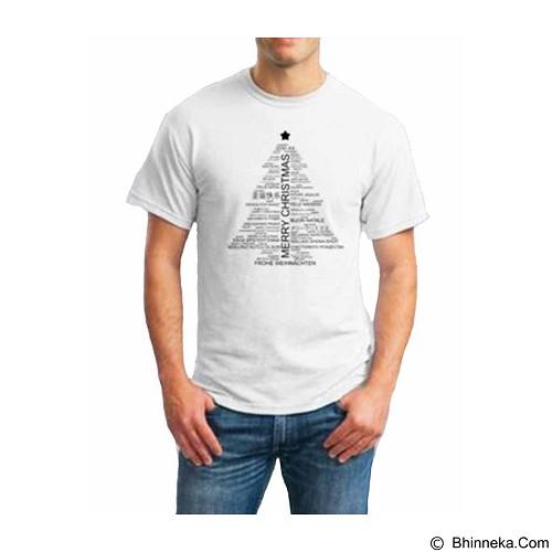 ORDINAL T-Shirt Christmas 08 Size S (Merchant) - Kaos Pria