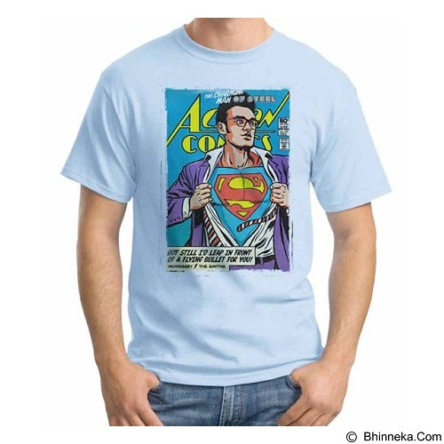 ORDINAL T-Shirt Comic Book 11 Size XXL (Merchant) - Kaos Pria