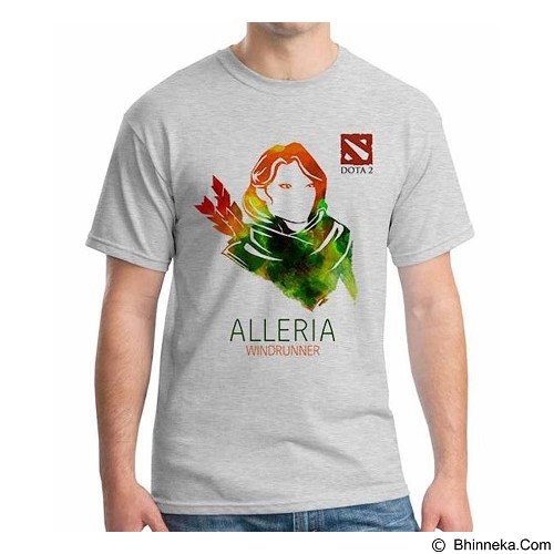 ORDINAL T-Shirt Dota 03 Size ML (Merchant) - Kaos Pria