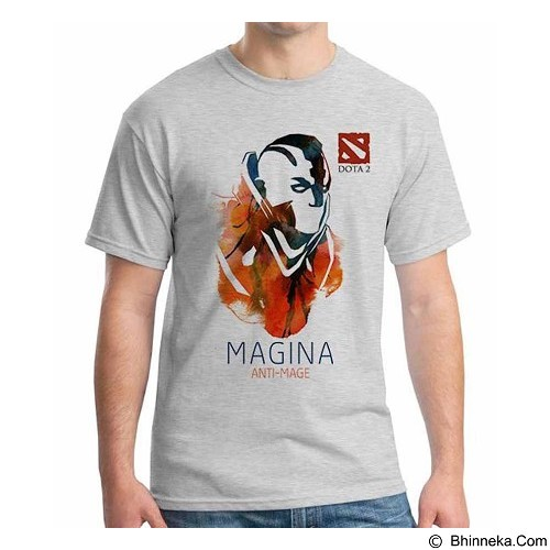 ORDINAL T-Shirt Dota 14 Size ML (Merchant) - Kaos Pria