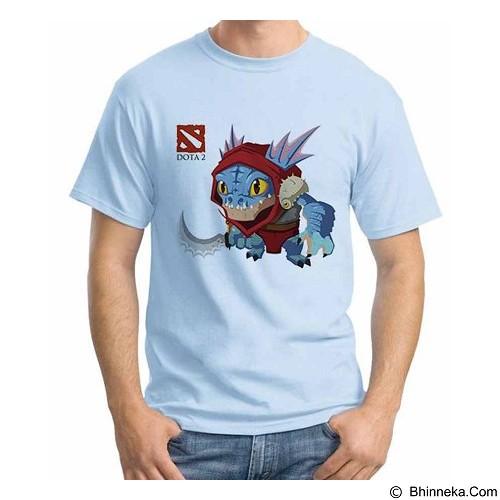 ORDINAL T-Shirt Dota 20 Size XL (Merchant) - Kaos Pria