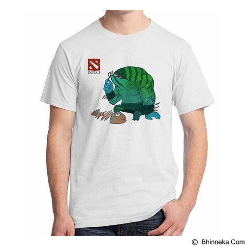 ORDINAL T-Shirt Dota 27 Size ML (Merchant) - Kaos Pria