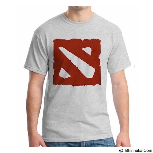 ORDINAL T-Shirt Dota Logo Size ML (Merchant) - Kaos Pria