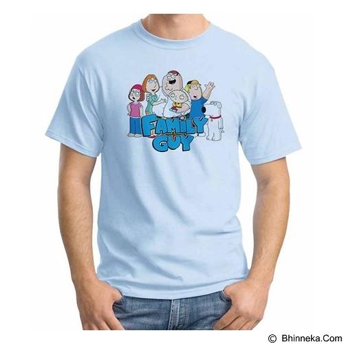 ORDINAL T-Shirt Family Guy Size L (Merchant) - Kaos Pria