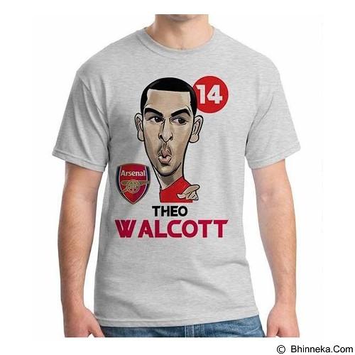 ORDINAL T-Shirt Football Player Walcott Size XL (Merchant) - Kaos Pria