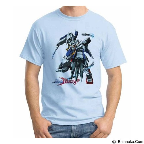 ORDINAL T-Shirt Gundam 08 Size ML (Merchant) - Kaos Pria