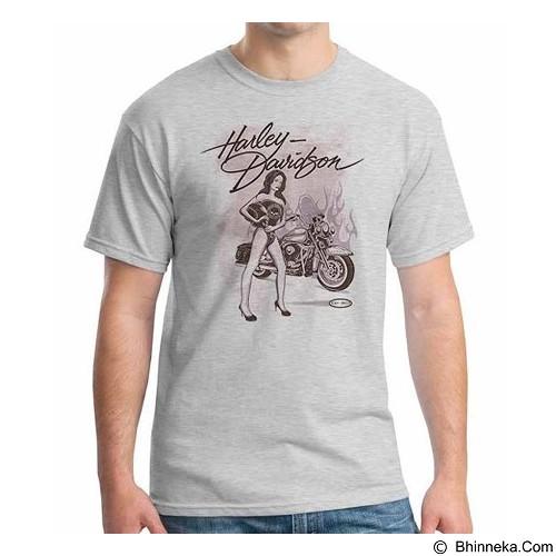 ORDINAL T-Shirt Harley Davidson Girls Size XL (Merchant) - Kaos Pria