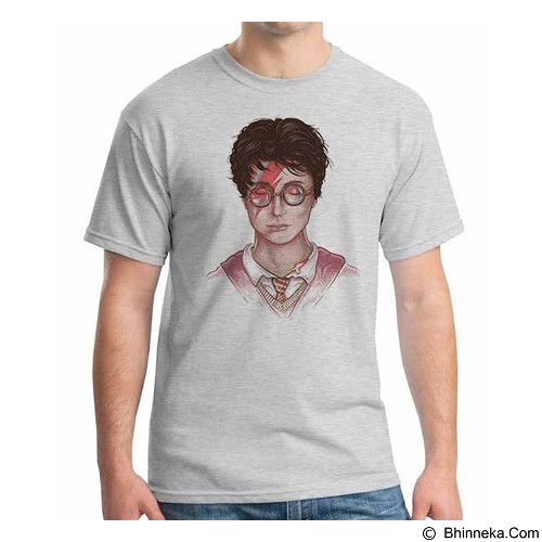 ORDINAL T-Shirt Harry Potter Series 06 Size M (Merchant) - Kaos Pria