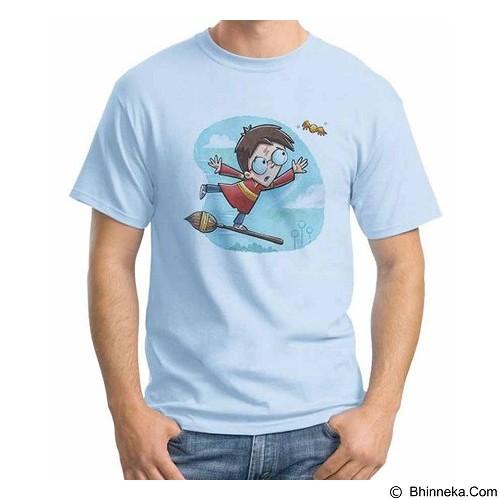 ORDINAL T-Shirt Harry Potter Series 12 Size M (Merchant) - Kaos Pria