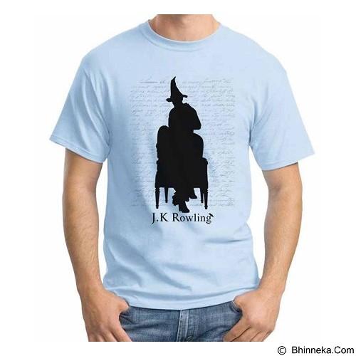 ORDINAL T-Shirt Harry Potter Series JK Rowling Size ML (Merchant) - Kaos Pria