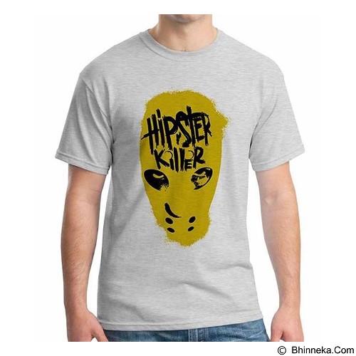 ORDINAL T-Shirt Hipster Killer Size S (Merchant) - Kaos Pria
