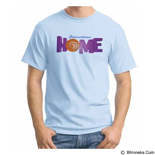 ORDINAL T-Shirt Home Logo 01 Size S (Merchant) - Kaos Pria