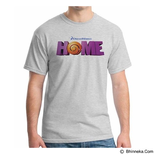 ORDINAL T-Shirt Home Logo 02 Size M (Merchant) - Kaos Pria