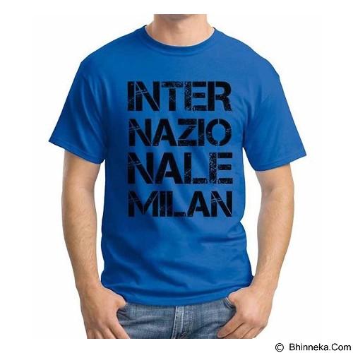 ORDINAL T-Shirt Inter Milan Edition 01 Size S (Merchant) - Kaos Pria