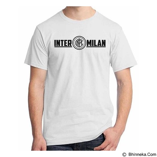ORDINAL T-Shirt Inter Milan Edition 02 Size ML (Merchant) - Kaos Pria