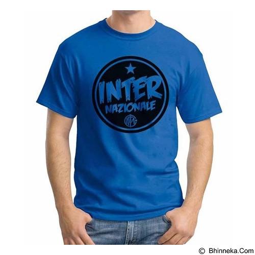 ORDINAL T-Shirt Inter Milan Edition 06 Size XXL (Merchant) - Kaos Pria