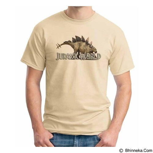 ORDINAL T-Shirt Jurassic World 03 Size S (Merchant) - Kaos Pria