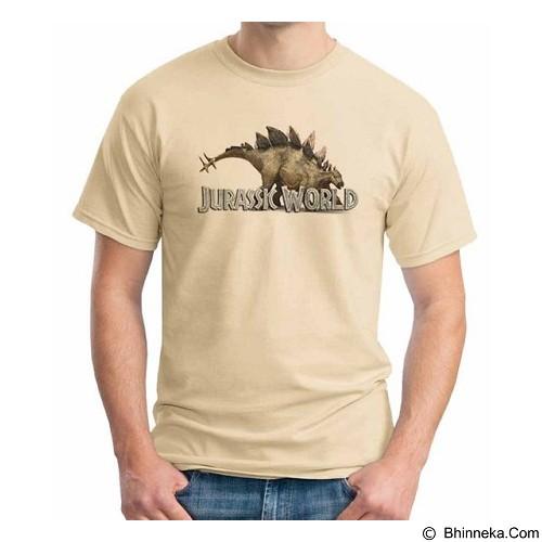 ORDINAL T-Shirt Jurassic World 03 Size XL (Merchant) - Kaos Pria