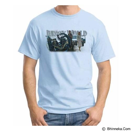 ORDINAL T-Shirt Jurassic World 04 Size L (Merchant) - Kaos Pria