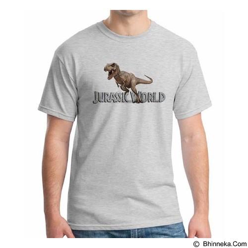 ORDINAL T-Shirt Jurassic World 05 Size M (Merchant) - Kaos Pria