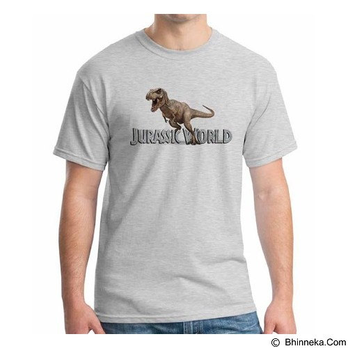 ORDINAL T-Shirt Jurassic World 05 Size XL (Merchant) - Kaos Pria