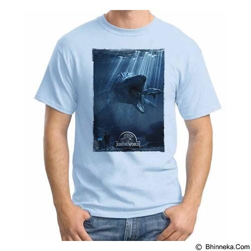 ORDINAL T-Shirt Jurassic World 09 Size XL (Merchant) - Kaos Pria