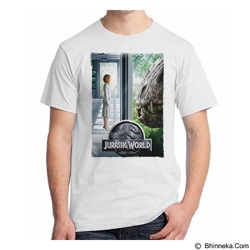 ORDINAL T-Shirt Jurassic World 16 Size XXL (Merchant) - Kaos Pria