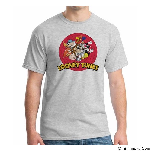 ORDINAL T-Shirt Looney Tunes Size XL (Merchant) - Kaos Pria
