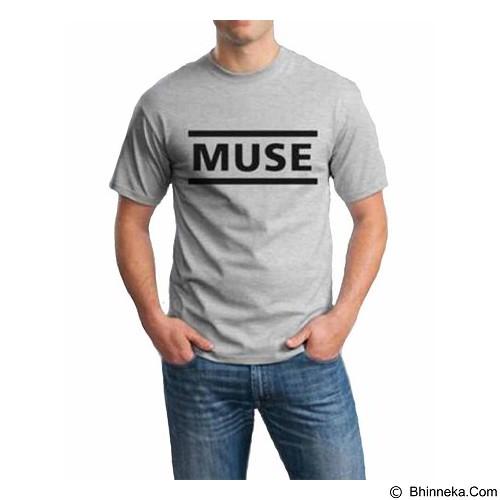 ORDINAL T-Shirt Muse 01 Size ML (Merchant) - Kaos Pria