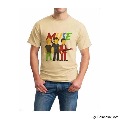 ORDINAL T-Shirt Muse 04 Size M (Merchant) - Kaos Pria