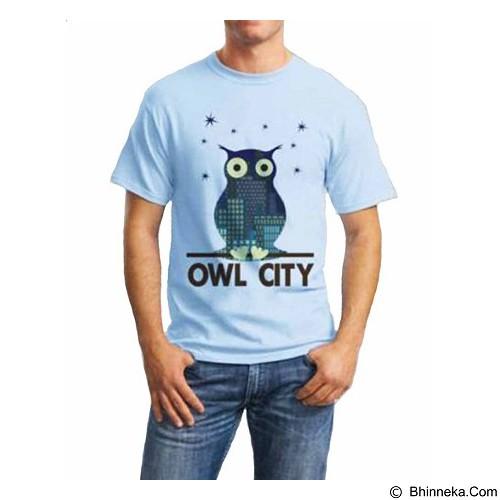 ORDINAL T-Shirt Owl City 03 Size S (Merchant) - Kaos Pria